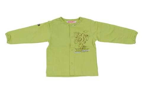 obrázek Kojenecké tričko zelené vel. 86