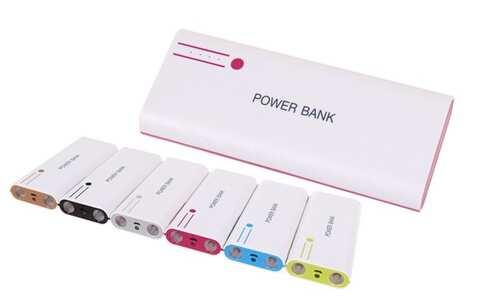 obrázek Powerbanka se světlem 20 000 mAh