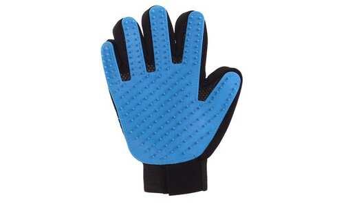 obrázek Vyčesávací masážní rukavice