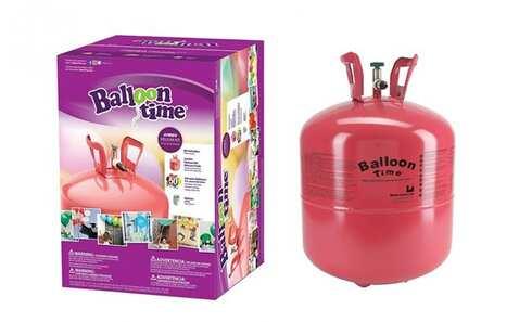 obrázek Helium na plnění balónů 450l