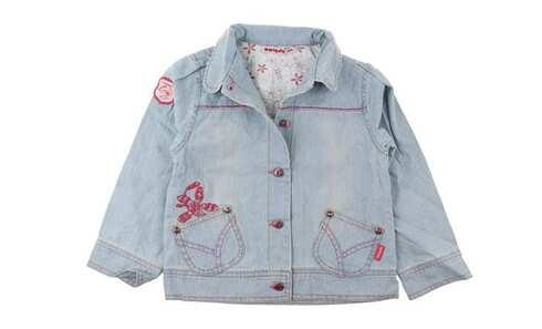 obrázok Dievčenské džínsová bunda vel.68