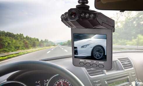 obrázok HD DVR kamera mini do auta