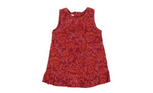 obrázok Dievčenské menčestrové šaty vel.86