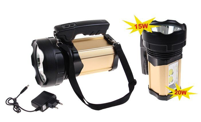 Maxi svítilna 15W a 20W