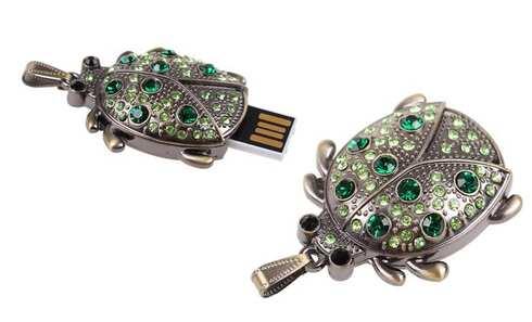 obrázok Flash disk USB 8 GB - chrobák