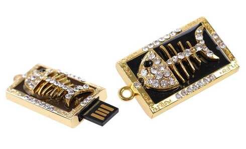 obrázek Flash disk USB 8 GB – ryba