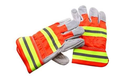 obrázok Pracovné rukavice reflexné