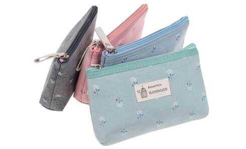 obrázek Kosmetická taška s kvítky
