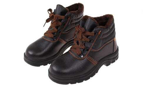 obrázek Pracovní boty kožené E vel. 43