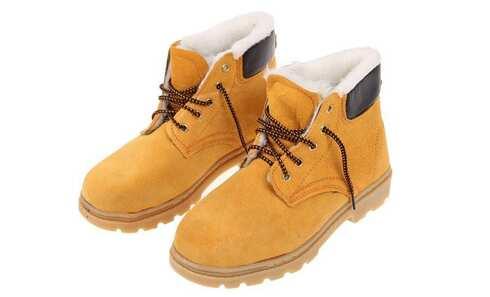 obrázok Prac. boty kožené G vel. 43