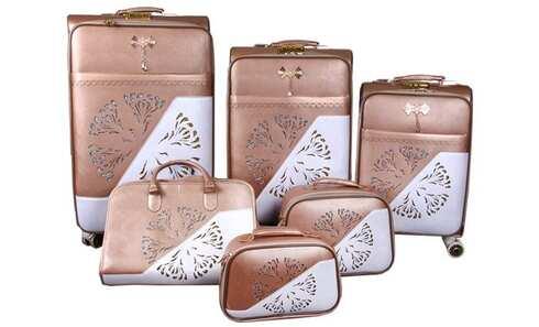 obrázek Sada 6 cestovních kufrů Luxi ornament