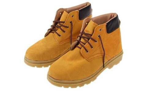 obrázek Pracovní boty kožené F vel. 41