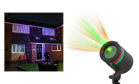 obrázek Laserové osvětlení