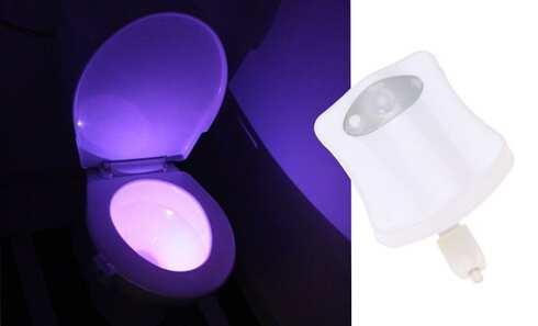 obrázek LED Světlo na toaletu