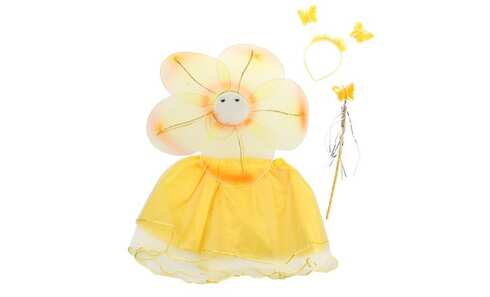obrázok Kostým slnečnica