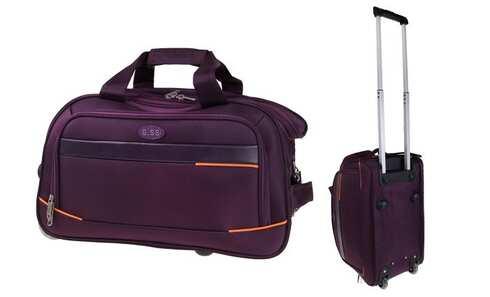 obrázek Taška s kolečky G.SS Purple