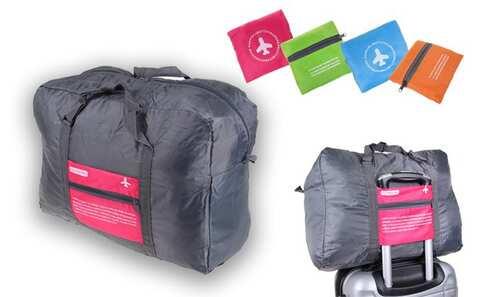 obrázok Skladacia cestovní taška Happy Flight 32l