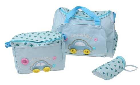 obrázok Prebaľovacia taška set 3 ks modrá