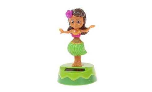obrázok Solárne tancujúce havajská tanečnica