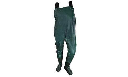 obrázek Brodící kalhoty tmavě zelené 45