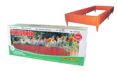 obrázok Kvetináč 125x65x13 cm Nr.40424
