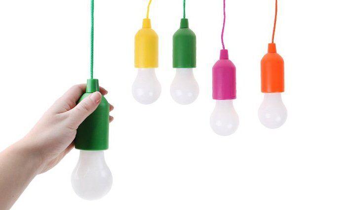 LED světlo Klik žárovka