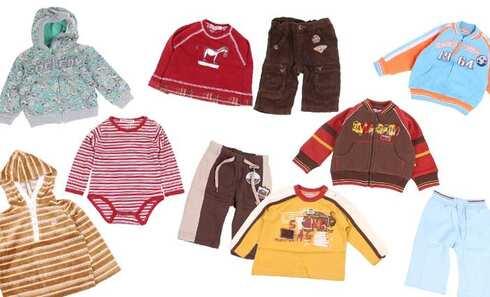 obrázek Balíček 10ks oblečení kluk vel. 80