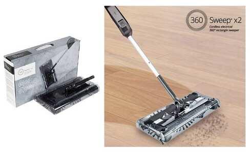 obrázek Obdélníkový Elektrický Mop 360 Sweep