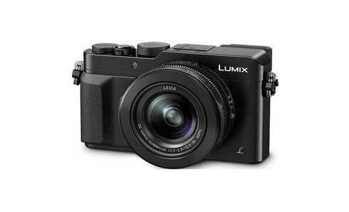 obrázek Panasonic Lumix DMC-LX100 černý