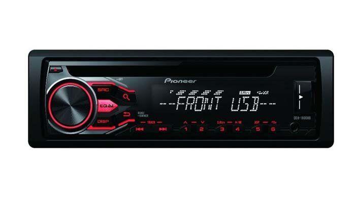 Autorádio Pioneer DEH-X4800BT