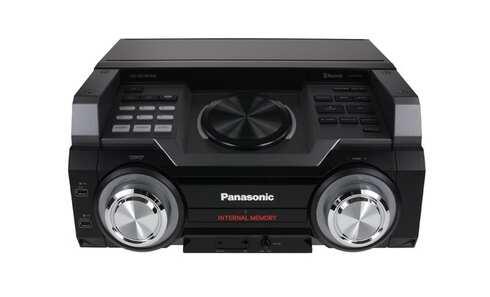 obrázek Panasonic SA-MAX4000EK samotný minisystém