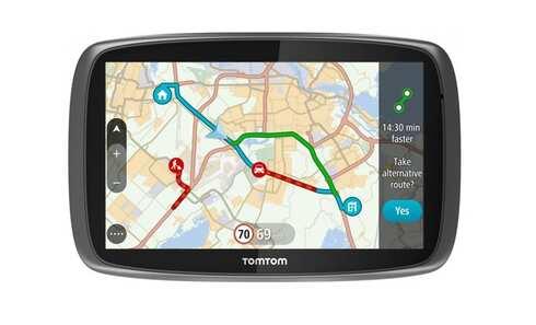 obrázek Navigace TOMTOM GO 510 World