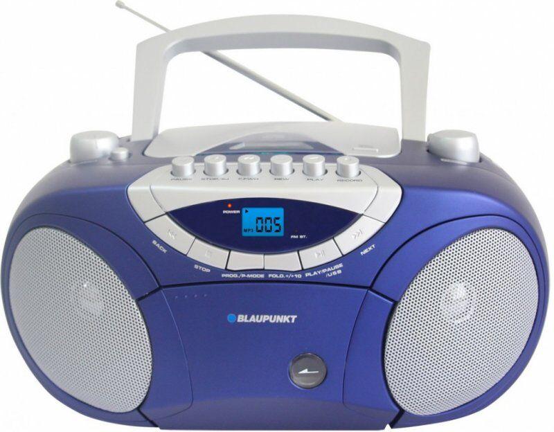 Rádio a CD přehrávač Blaupunkt BB15BL