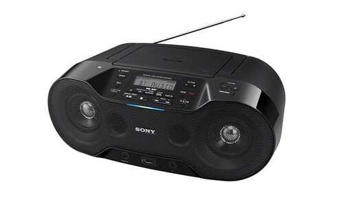 obrázek Rádio Sony ZS-RS70BT