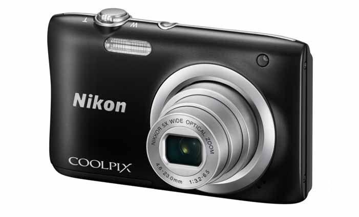 Fotoaparát Nikon Coolpix A100 černý