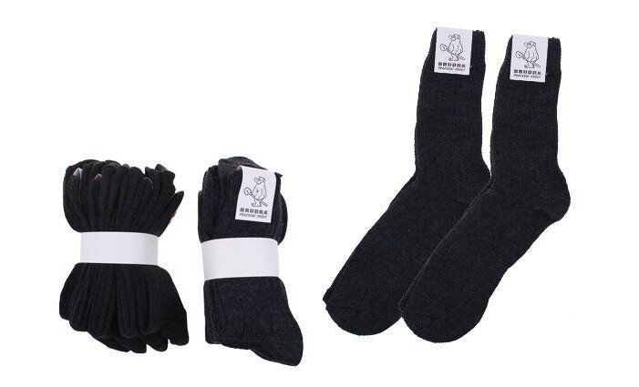 BRUDRA pracovní ponožky 10 párů