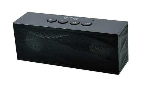 obrázek Bezdrátový audio systém Denver BTS61 Black