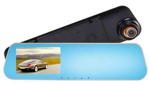 obrázok Autokamera spätné zrkadlo DVR Full HD 1080P GOLD