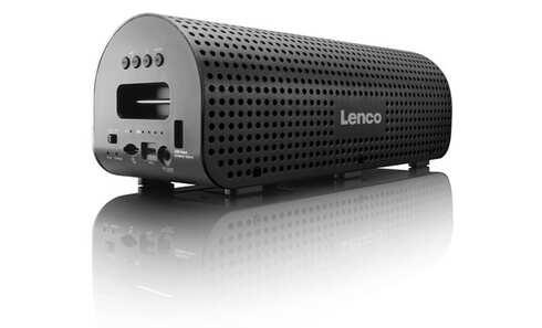 obrázek Přenosný reproduktor Lenco Grid 7 Black