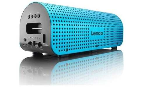 obrázek Přenosný reproduktor Lenco Grid 7 Blue