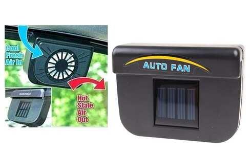 obrázek Solární ventilátor do auta