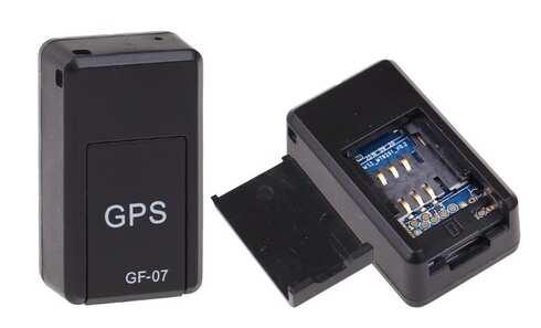 obrázek Mini GPS lokátor GF-07