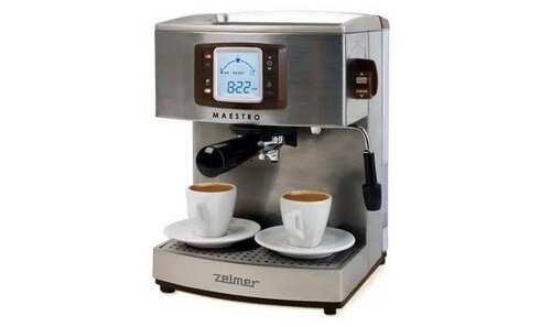 obrázek Espresso kávovar Zelmer ZCM2150X