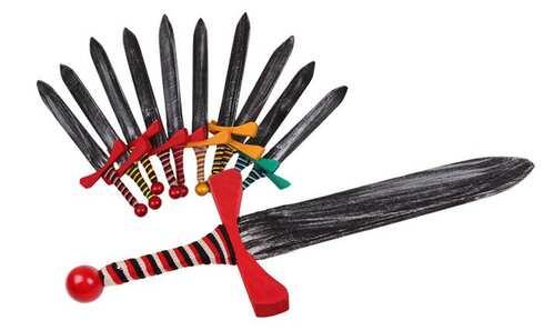 obrázek Meč dřevěný