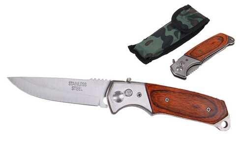 obrázok Vystreľovacie nôž s puzdrom