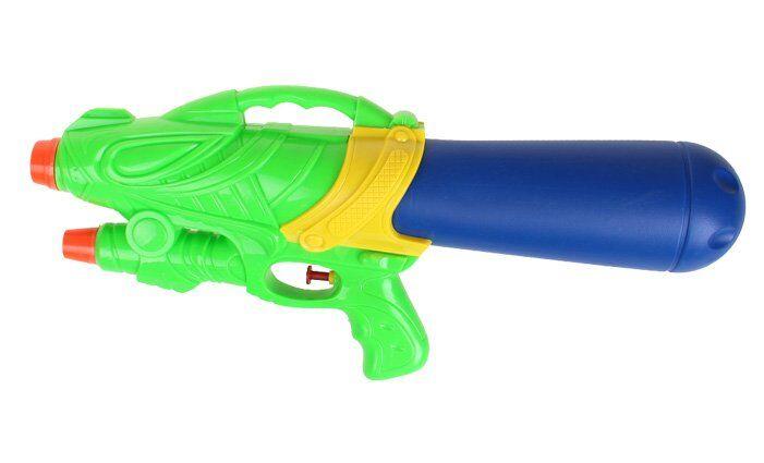 stříkací pistole na vodu