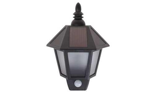 obrázek Solární lampa s pohybovým čidlem
