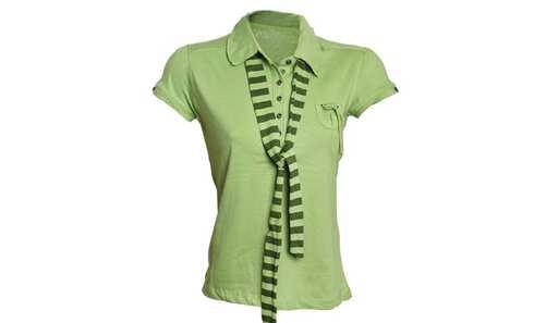 obrázek Dámské tričko - 8224/Green