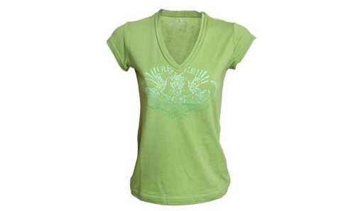 obrázek Dámské tričko - 8220/Green