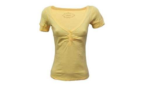 obrázek Dámské tričko - 8216/Yellow